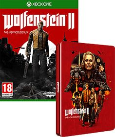 No Game Making Things Convenient For The People Creative Wolfenstein Ii Steelbook The New Colossus