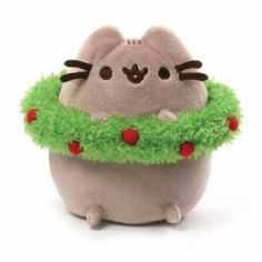 Celebrate the season with #Pusheen! This mini plush toy makes the perfect stocking stuffer  #holidaygifts http://ift.tt/2gzC1rA
