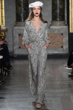 Luisa Beccaria - Fall 2015 Ready-to-Wear - Look 4 of 48