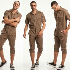 #Menswear #Jumpsuits