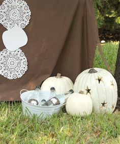 Halloween & Thanksgiving Party! Harvest, Fall Party! Downloads! - Kara's Party Ideas - The Place for All Things Party