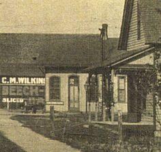 Train Station Inwood Indiana