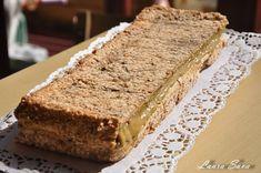 Prajitura cu blat de bezea si crema de nes | Retete culinare cu Laura Sava - Cele mai bune retete pentru intreaga familie