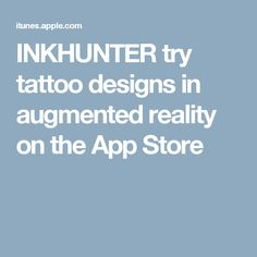 Ping digital business card on the app store fun todos inkhunter try tattoo designs in augmented reality on the app store colourmoves