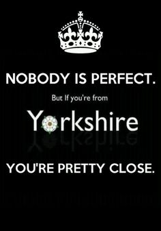 Yorkshire perfect