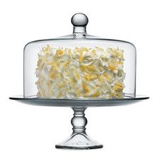 The Cellar Cake Stand, Selene with Dome, F43 from Macy's.