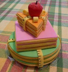 Mmm cake. <3