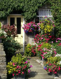 Colourful cottage | by * RICHARD M