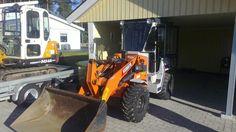 Kubota R400, stark smidig minilastare - http://www.maskinverket.se #maskinverket