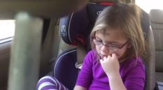 'Don't want to break his heart': Little girl gets serious about boy troubles in adorable viral video