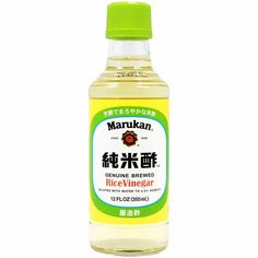 """In the Tokugawa Era (between 1603 and 1868), there was a Japanese saying that """"Masamune means Sake and Marukan means vinegar."""" With nearly 400 years of history, Marukan is known for its high quality r"""