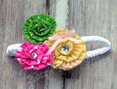 JOHN DEERE Girls Ruffle Bloomers Birthday by HottieTottieGirl, $32.00