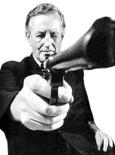 Ian Fleming, English novelist and best know for his spy novels and  creator of James Bond died on this day 12th August, 1964