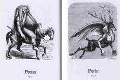 Resultado de imagem para furfur demon