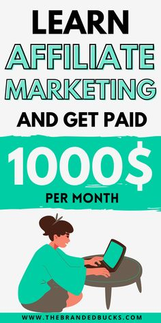 Marketing Words, Marketing Program, Affiliate Marketing, Earn Money From Home, Earn Money Online, How To Make Money, Conversion Chart Math, Make 100 A Day, Blog Writing Tips