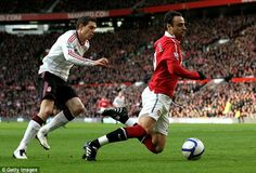 Dimitar Berbatov (pictured winning a penalty against Liverpool in 2011) was impressive at Manchester United