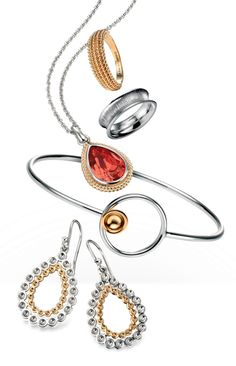 See the stunning new silver jewellery collection from Fiorelli @ INDX Accessories 8-10 April