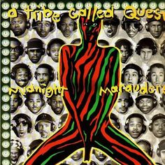 a tribe called quest midnight marauders | tribe called quest midnight marauders lp artiste a tribe called quest ...