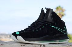 "Lebron X ""Dear Nike Your Welcome"" Customs"