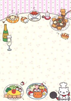 cute nyan food