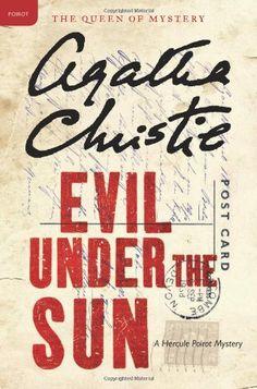 Evil Under the Sun: A Hercule Poirot Mystery (Hercule Poirot Mysteries) by Agatha Christie http://www.amazon.com/dp/0062073931/ref=cm_sw_r_pi_dp_4JyTvb12BFAQ5