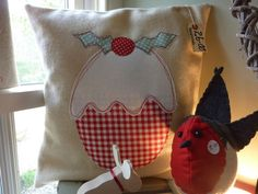 Gorgeous Christmas Cushion