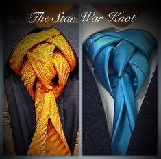 Knot by Boris Mocka Big Men Fashion, Mens Boots Fashion, Fashion Outfits, Tie A Necktie, Necktie Knots, Tie Knot Styles, Cool Tie Knots, Mens Sweat Suits, Fancy Tie