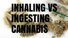 Inhale or ingest? One of cannabis culture's timeless questions. As it turns out, there are some pretty significant differences between the two main methods for imbibing the miracle plant that is cannabis. And that's a good …