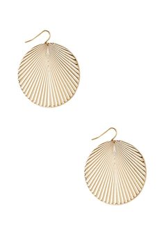 Seaside Disc Earrings | FOREVER21 - 1000067912  http://www.forever21.com/Product/Product.aspx?BR=f21&Category=acc&ProductID=1000067912&VariantID=