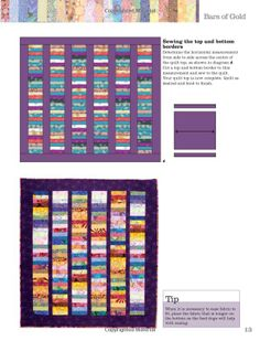 Amazon.com: Jelly Roll Quilts (9780715328637): Pam Lintott, Nicky Lintott: Books