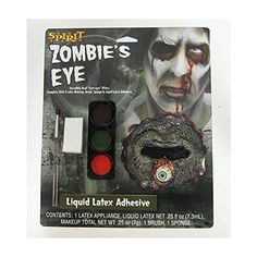 Fancy Face Paint Color Halloween Zombie Eye Makeup Kit *** See this great product. (This is an affiliate link) #cosplaymodel