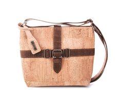 Natural Cross-Body Bag - EcoVibe Apparel