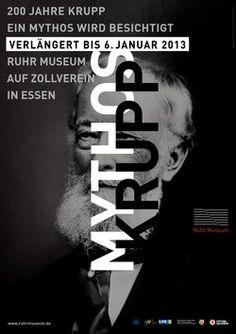 200 Jahre Krupp im Ruhr-Museum Essen (D)