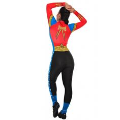 1a85d6325999 Wonder Woman Dunas Cycling Jumpsuit. Wonder Woman Dunas Cycling Jumpsuit - Donna  Shape