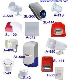 Home Burglar Alarm Systems and Security Services.