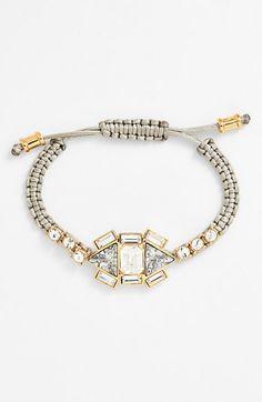 Love this macrame bracelet