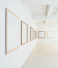 """Pace Gallery - """"No Title Required"""" - Robert Ryman, 2007"""