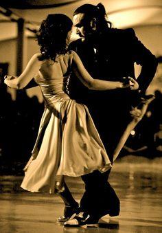 Argentine Tango ~ Juana y Chicho.
