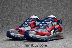 846b0f611cb3 Runs Buy Offer Cheap Sale Nike Air Max KPU Camo Grey Red Women Men  Shoes