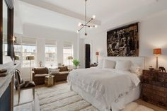 Is anyone surprised that Nate Berkus's home is impeccable? The celebrity interior designer just listed his three-bedroom Greenwich Village duplex for $10.5...