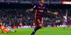 Barcelona gana 5-2 al Rayo Vallecano con 4 goles de Neymar   A Son De Salsa