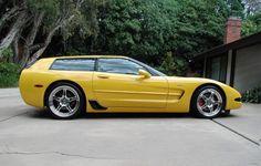 Chevrolet Corvette C5 Shooting Brake