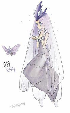 049. Venomoth
