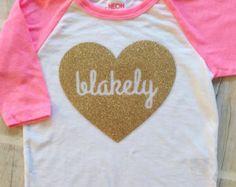 Girls valentines shirt - valentines shirt - glitter valentine shirt - womens valentine shirt - glitter heart shirt - love shirt - Edit Listing - Etsy
