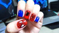 Spider-Man Nails