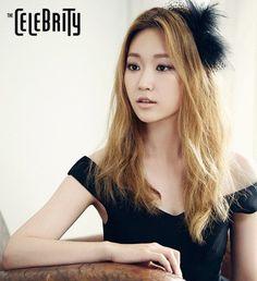 Kim Seul Gi is Featured in The Celebrity Magazine | Koogle TV