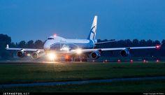 VP-BIM (CN: 35237) Air Bridge Cargo Boeing 747-4HAERF..