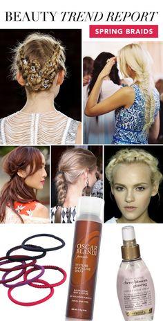 Beauty Trend Alert: Spring Braids