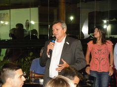 A Sompo Seguros promoveu o Boteco da Sompo no último dia 14 de setembro,  um encontro para os corretores de Santos e região,  realizado no Point 44,  e contou com a casa cheia,  com mais de 60