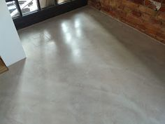 Unique LifeBoXX Microtopping Beton Floor Farbe Nr K chen